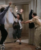 Haha, Seinfeld!