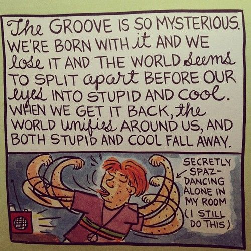 lynda barry How to master the infinitely rewarding art of being present and seeing what's there.