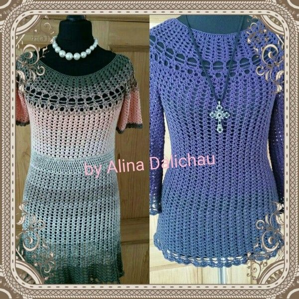 8 best Alina Dalichau- Easy Crochet Design images on Pinterest ...