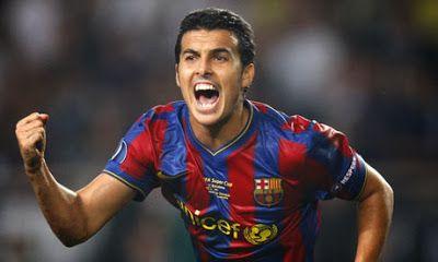 Barcelona Stars : Pedro Rodríguez Ledesma