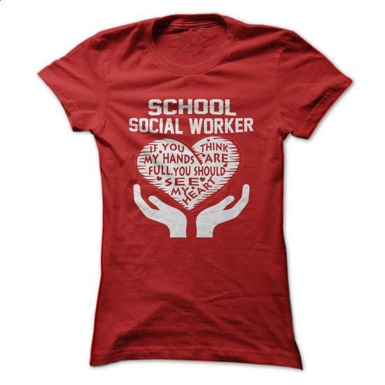 School Social Worker - #polo t shirts #custom shirt. SIMILAR ITEMS => https://www.sunfrog.com/Movies/-School-Social-Worker-Ladies.html?60505