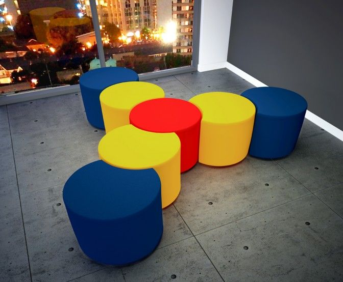 Caterpillar Soft Seating is a modular range of stools in two varieties which are creative and engaging whilst being simple yet effective. & 46 best Low Stool images on Pinterest | Stools Benches and Stool islam-shia.org