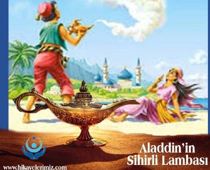 Aladdin'in Sihirli Lambası – hikayelerimiz