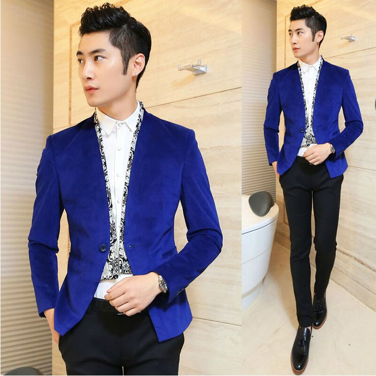 17 Best images about Blue blazer outfit on Pinterest | Formal ...