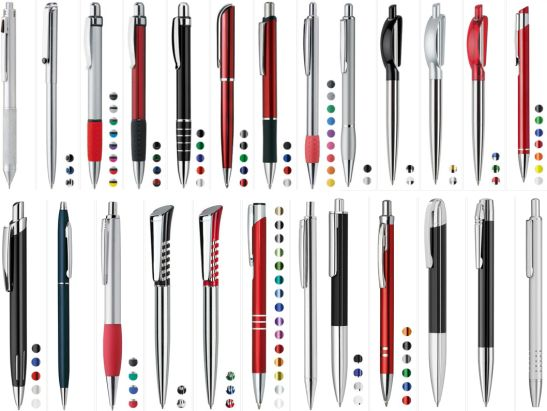 Personalized pens for promotional campaigns!