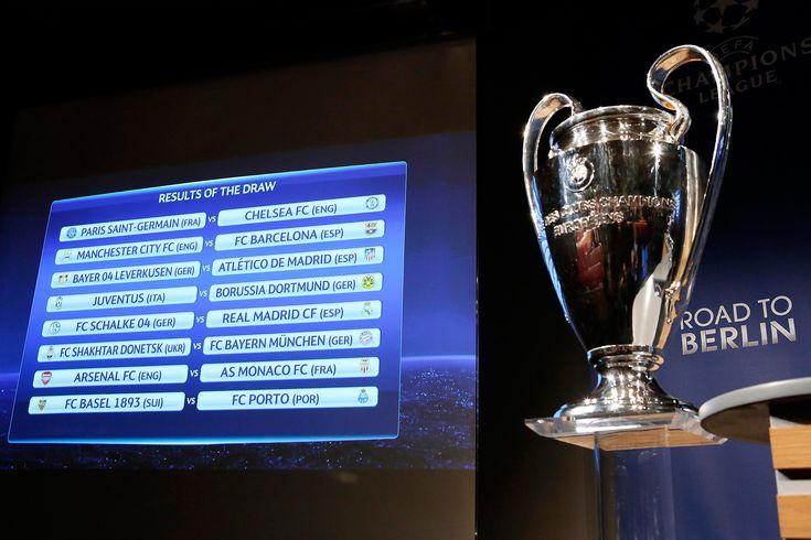 Vale a pena ver de novo: sorteio das oitavas reedita duelos na Champions #globoesporte