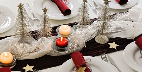 17 best images about tischdeko winter on pinterest - Tischdeko winter ...