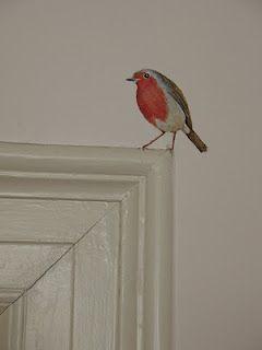 Bird detail. Love this.