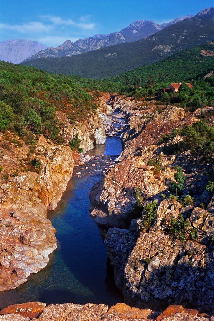 Mountains of Corsica