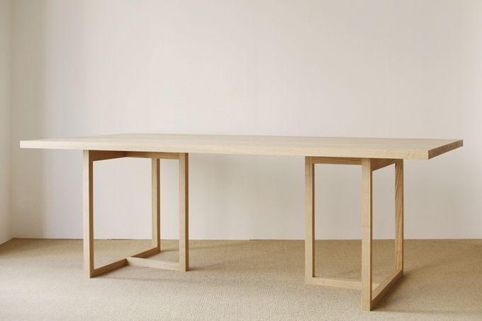 BUIDING : ダイニングテーブル