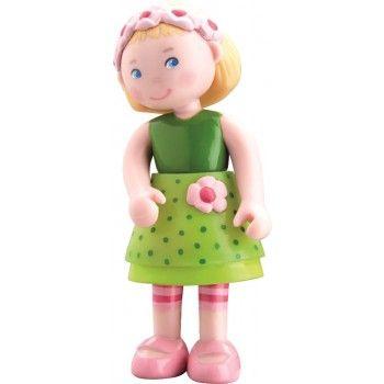 Boneca miniatura Mali - Little Friends - HABA | Cristina Siopa