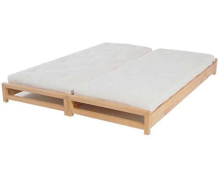 les 25 meilleures id es de la cat gorie canap lit futon sur pinterest canap lit futon lit. Black Bedroom Furniture Sets. Home Design Ideas