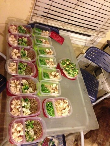 Adventures of Meal Prepping   Britt Gets Fit & Fab