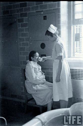 hospital women jacket Straight bondage