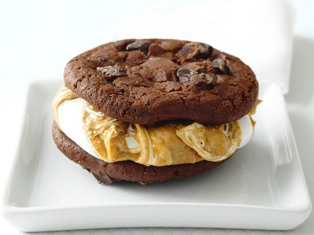 You can make these decadent peanut butter whoopie pies for Desserts you can make with peanut butter
