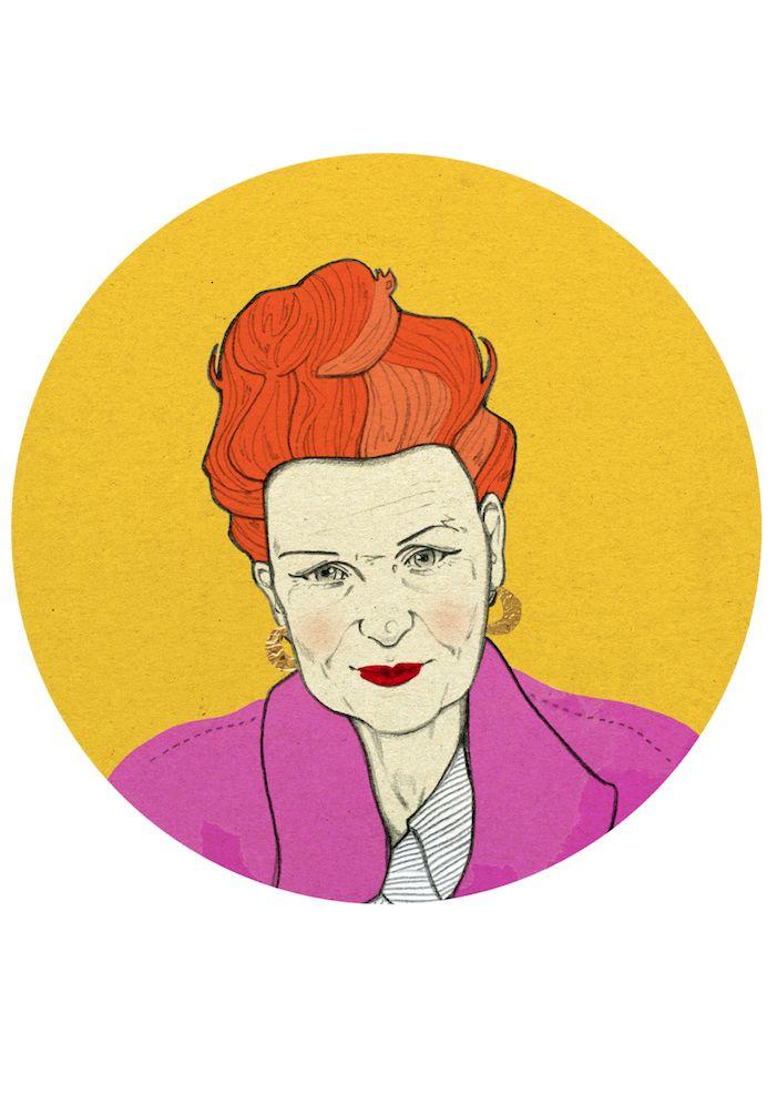 Vivienne Westwood by Magdalena Pankiewicz