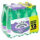 Highland Spring spring water sparkling