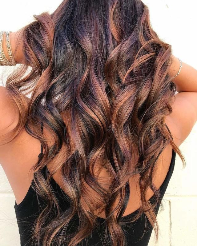 9 Fall Hair Color Trends For Brunettes