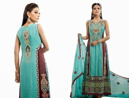 индийские платья фото красивые зеленого цвета