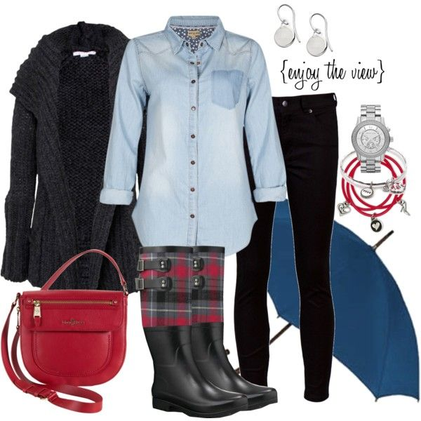 Cute Rainy Day: 1000+ Ideas About Cute Rainy Day Outfits On Pinterest