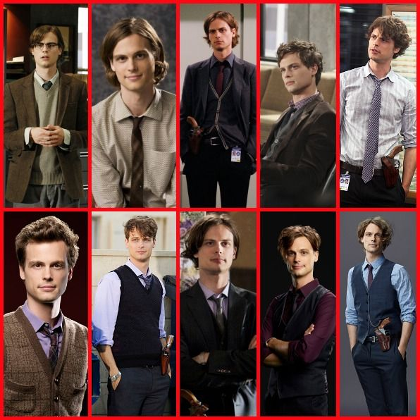 13 Reasons Why Dr. Reid is the Man of Your Dreams: Criminal Minds Insider's Blog - Criminal Minds - CBS.com