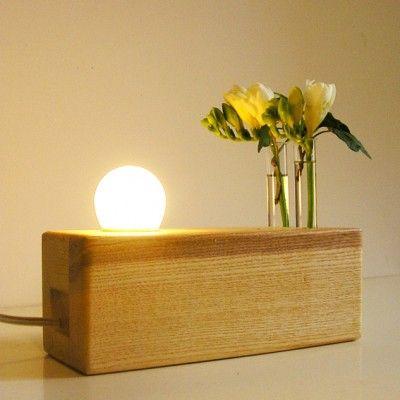 YaU Concept _ yau shop_colectia yau 2013 monolit_lampa de birou monolit inflorit