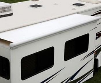 A&E Slide Topper RV Awning Fabric Choose Length and Color