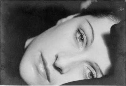 Dora Maar, 1936, photo by Man Ray