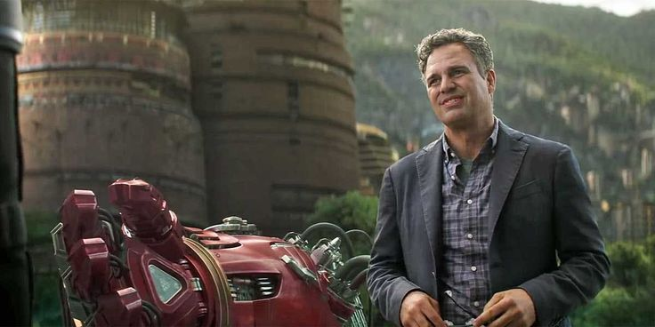 Mark Ruffalo Shares Photo From His Final Day on Set - Comic Venture
