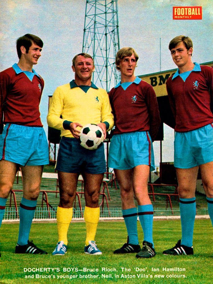 104 Best Football Vintage Images On Pinterest Aston