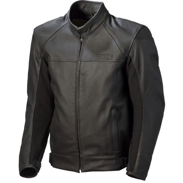 Idée de cadeau motard : blouson en cuir Bering Optic à 199 € !