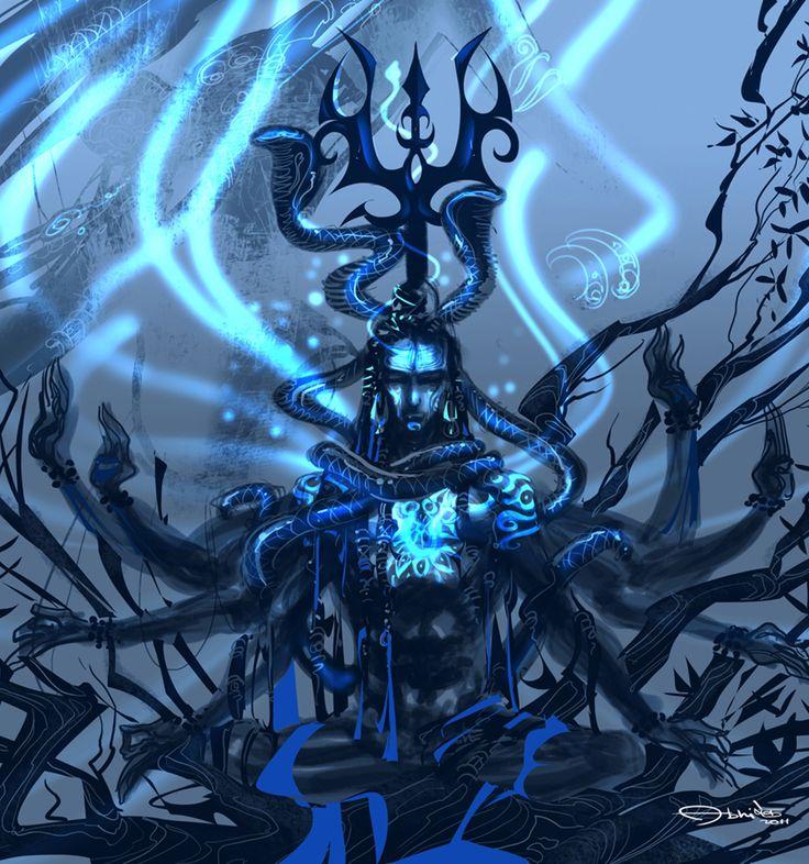 Shiva by Abhishek Singh