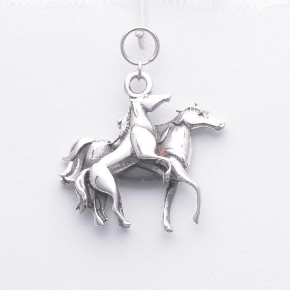 29 best horse charms horse pendant horse earrings horse jewelry sterling silver horse charm by donna pizarro from her animal whimsey collection of fine horse jewelry and custom horse jewelry aloadofball Gallery