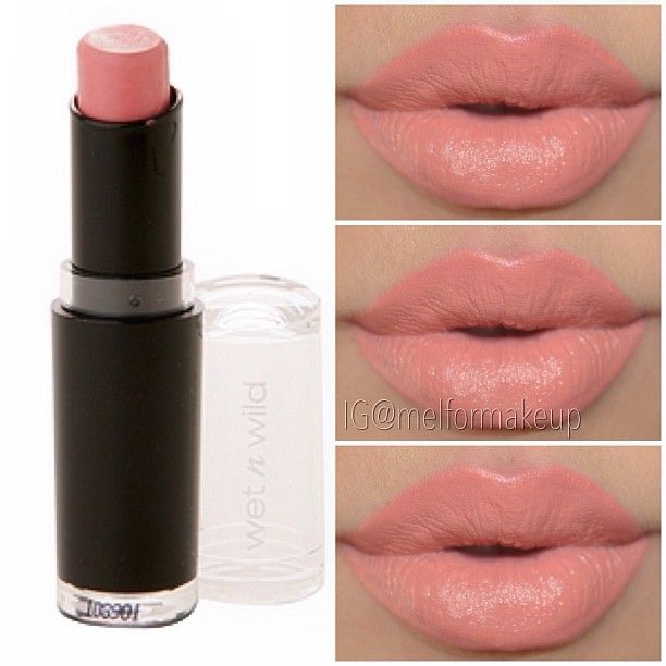 Wet N Wild- Just Peachy...DUPE for Lime Crime- Babette