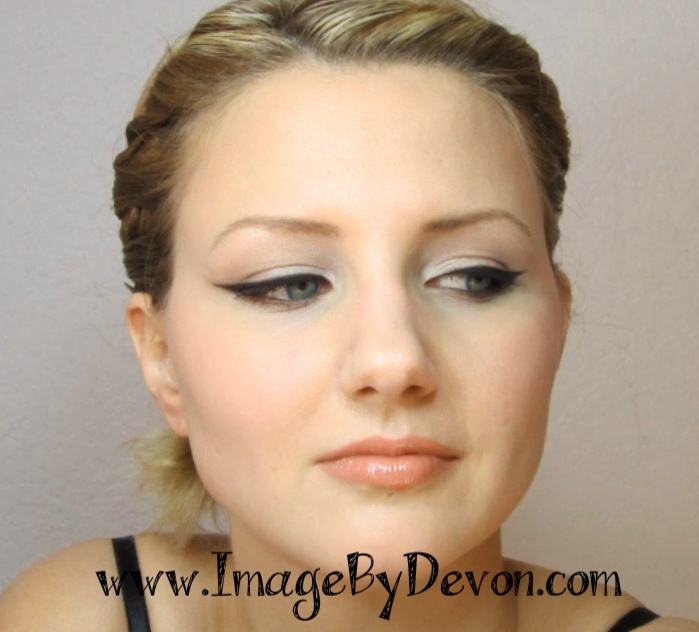 A Lauren Conrad style makeup tutorial! Classic and gorgeous.
