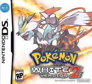 DS Pokemon White Version 2