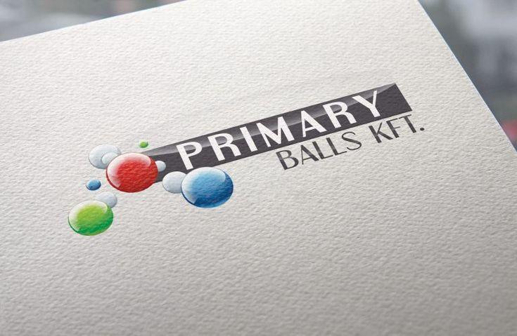 Primary Balls kisarculata - Egy elsősorban exportra termelő műanyagipari cég dinamikus fejlődéséhez lendületes arculat illik.
