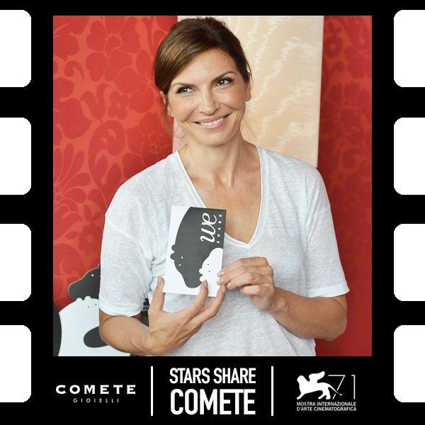 Maria Pia Calzone #CometeGioielli #Venezia71