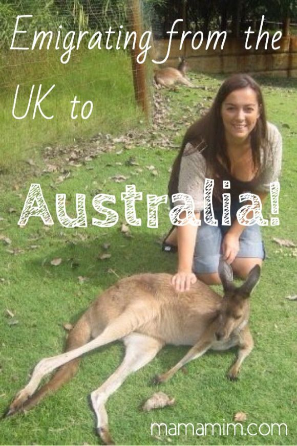 Emigrating from the UK to Australia - www.mamamim.com