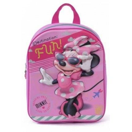 Sac à dos Minnie 3D