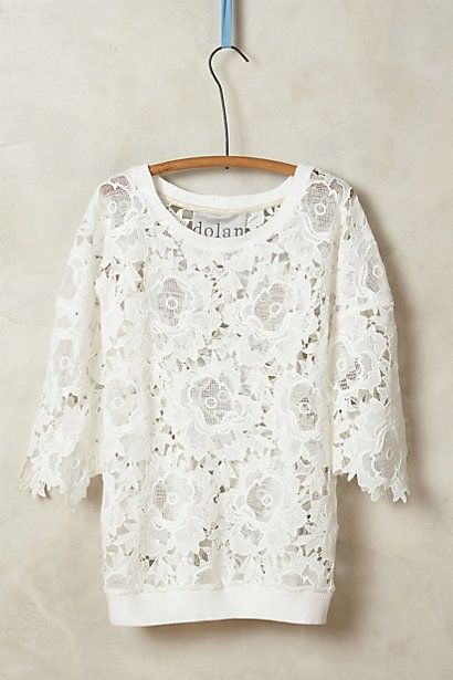 Rosalyn Pullover - anthropologie.com #anthrofave