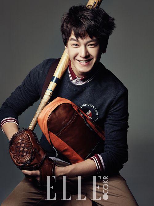 2013.12, Elle, Im Joo Hwan