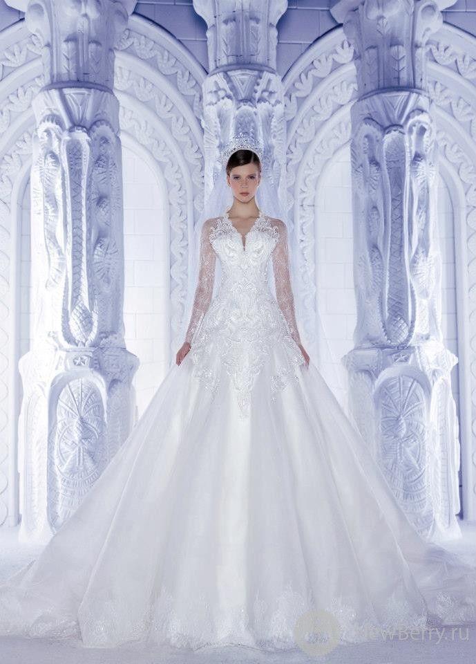 Michael Cinco Haute Couture Wedding Dresses @}-,-;--