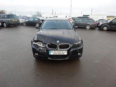 eBay: 2009 (59) BMW 318I SE BUSINESS EDITION 2.0 PETROL DAMAGED REPAIRABLE SALVAGE #carparts #carrepair