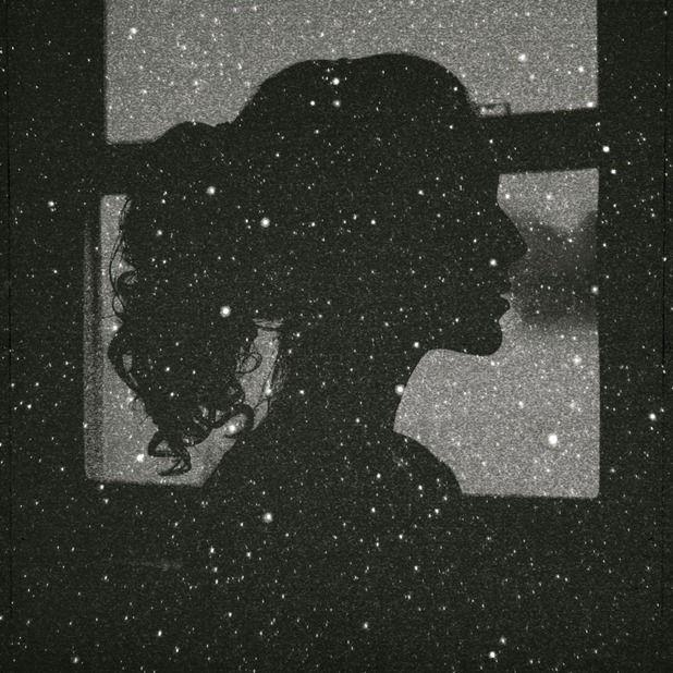 shadow, portrait,