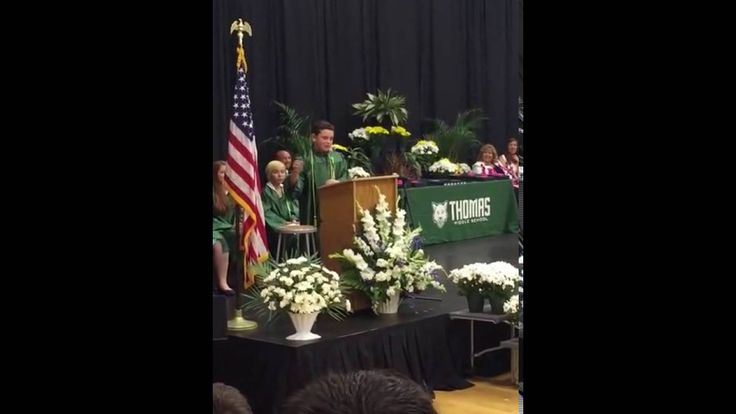 8th Grader impersonating 2016 US Presidential Candidates In Viral Gradua...