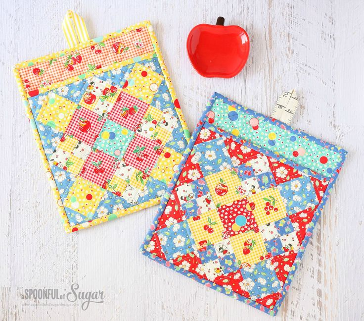 105 best Potholders images on Pinterest | Hot pads, Potholders and ...