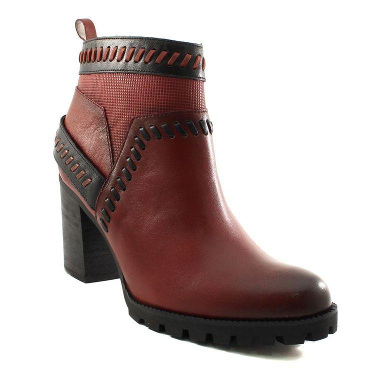 466A MAMZELLE LUDIL BORDEAUX www.ouistiti.shoes le spécialiste internet  #chaussures #bébé, #enfant, #fille, #garcon, #junior et #femme collection automne hiver 2016 2017
