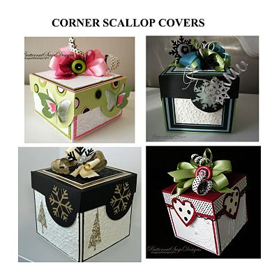 great ideas here. super cute boxes and more
