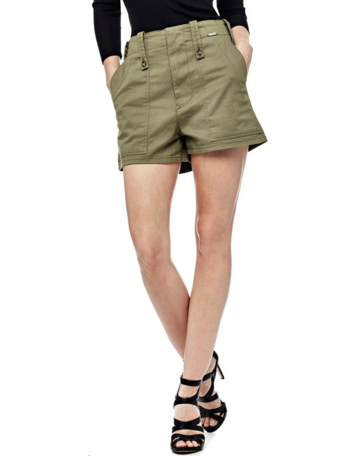 EUR69.90$  Watch now - http://vicgj.justgood.pw/vig/item.php?t=azae20854457 - SHORTS WITH POCKETS ON THE LEG